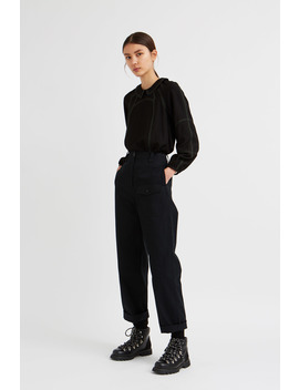 Hanni Trousers by Wood Wood