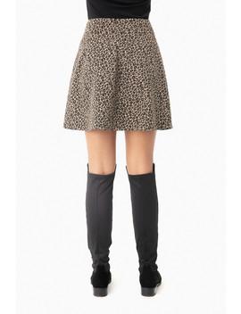 Leopard Fern Skirt by Tuckernuck