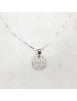 Necklace Big Vintage Coin Silver by By Nouck