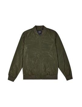 Khaki Bomber Jacket by Burton