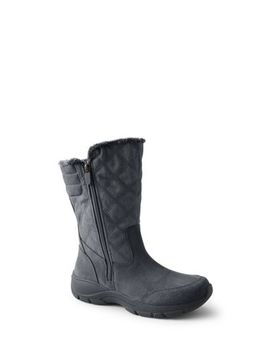 Women's Insulated All Weather Winter Snow Boots by Lands' End