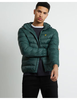 Lightweight Puffer Jacket by Lyle & Scott