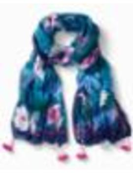 Lotus Dance Scarf by Tommy Bahama