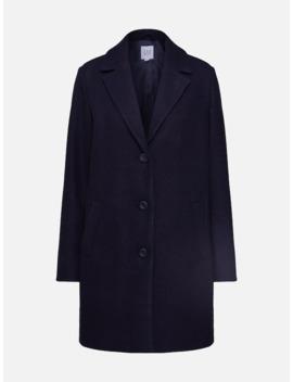 Mantel 'v Long Top Coat' by Gap