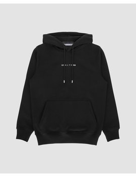 Logo Hooded Sweatshirt by Alyx