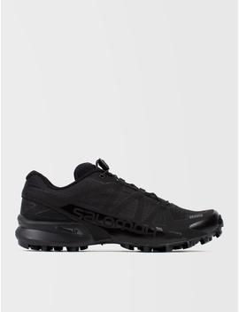 S/Lab Speedcross Black Ltd Sneaker by Salomon