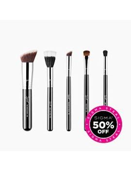 Full Face Brush Set by Sigma Beauty