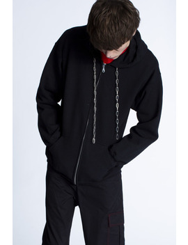 Chain Hoodie by The Ragged Priest