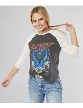 The Vinyl Icons Journey Band T Shirt by Buckle
