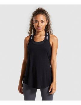 Ark Halter Neck Vest by Gymshark