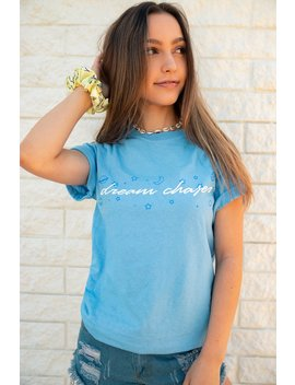 Sydney Serena: Blue Dream Chaser Shirt by Fanjoy
