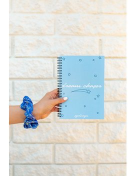 Sydney Serena: Blue Dream Chaser Notebook by Fanjoy