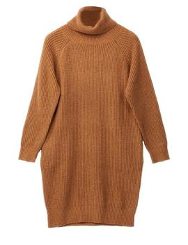 'tiffany' Turtleneck Long Sweater Dress With Pockets (3 Colors) by Goodnight Macaroon