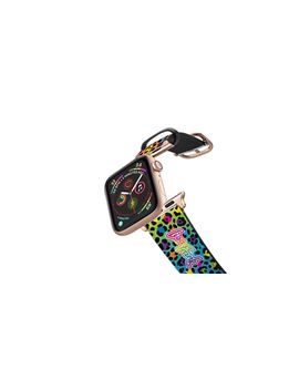 Lisa Frank Composition Watchband   Leopard by Casetify