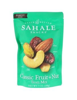 Sahale Snacks, Trail Mix, Classic Fruit + Nut, 7 Oz (198 G) by Sahale Snacks