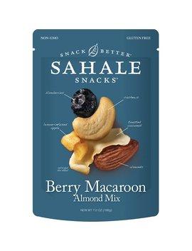 Sahale Snacks, Berry Macaroon Almond Mix, 7 Oz (198 G) by Sahale Snacks