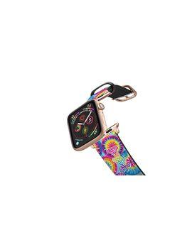 Lisa Frank Composition Watchband   Sunburst Tie Dye by Casetify