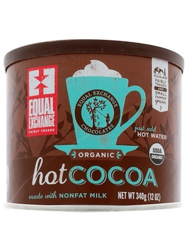Equal Exchange, Organic Hot Cocoa, 12 Oz (340 G) by Equal Exchange