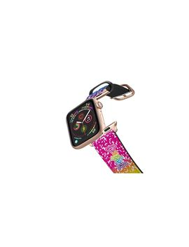 Lisa Frank Composition Watchband   Rainbow Speckle by Casetify