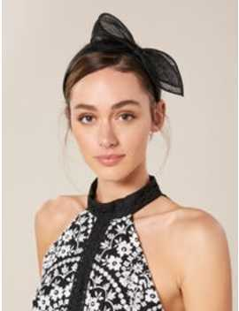 Pippa Asymmetrical Bow Headband by Forever New