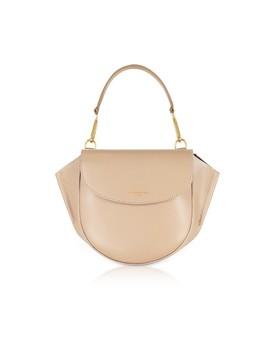 Astorya Leather Mini Bag W/Shoulder Strap by Le Parmentier