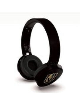 Vegas Golden Knights Bluetooth Dj Headphones by Prime Brands