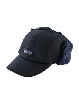 Patagonia Recycled Wool Ear Flap Cap by Patagonia