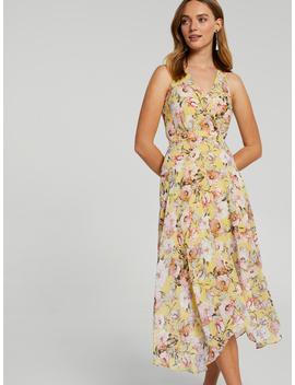 Mira Midi Dress by Portmans
