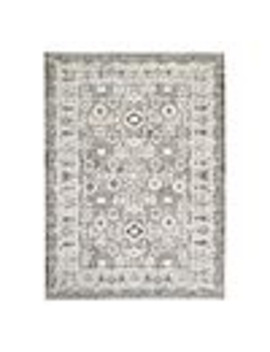 Everson Oriental Rug, Beige by The Rug Collective