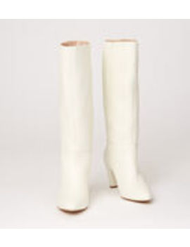 Leather Calf Boots by Warehouse