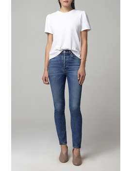 Olivia High Rise Slim In Moments by Citizens Of Humanity