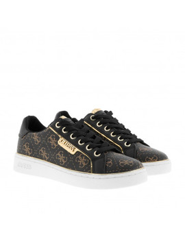 Active Lady Sneaker Brown by Guess