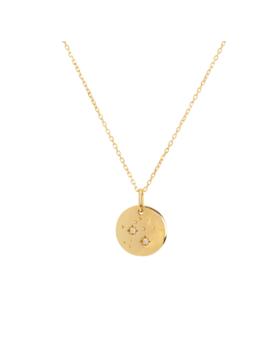 Zodiac Necklace by Mejuri