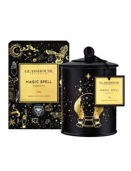 Glasshouse Fragrances Limited Edition Magic Spell Candle 350 G by Peter Alexander