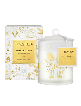 Glasshouse Fragrances Limited Edition Spellbound Candle 350 G by Peter Alexander