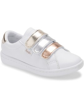 Keds Toddlers' Ace 3 V Metallic Shoes by Keds