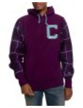 Reverse Weave Plaid Pull Over Hoodie by Champion