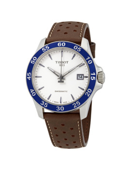 V8 Automatic Silver Dial Men's Watch by Tissot