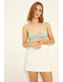 Sorrento Skirt White by Universal Store