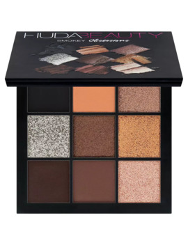 Huda Beauty Obsessions Eyeshadow Palette Smokey by Sephora