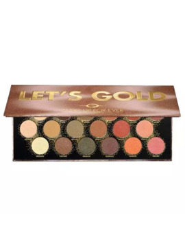 Makeup Forever Let's Gold Eyeshadow Palette by Makeup Forever