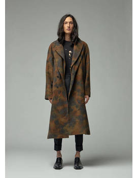 Coat by Ann Demeulemeester