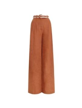 Super Eight Trouser by Zimmermann