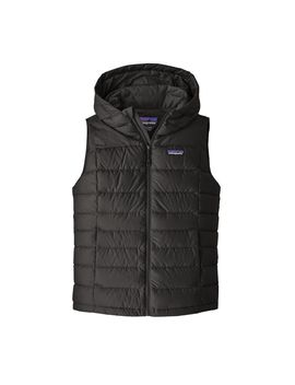 Patagonia Women's Hi Loft Down Hooded Vest by Patagonia