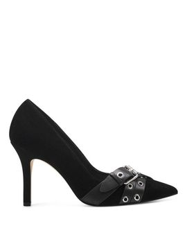 Mtaya Pointy Toe Pumps by Nine West