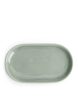 Oval Plate 24 Cm by Arket