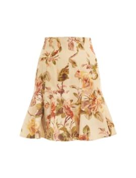 Resistance Flip Skirt by Zimmermann