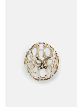 Oribe Scarf Ring by Ch Carolina Herrera