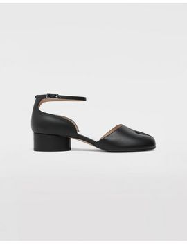 Tabi Ankle Strap Shoes by Maison Margiela