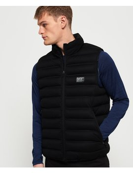 Performance Insulated Gilet by Superdry